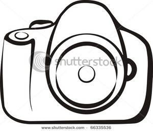 300x256 Black And White Camera