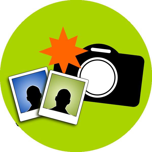 600x600 Entertainment Digital Camera Still Clip Art