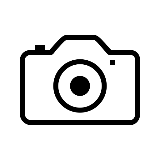 512x512 Camera Icon Clip Art , Royalty