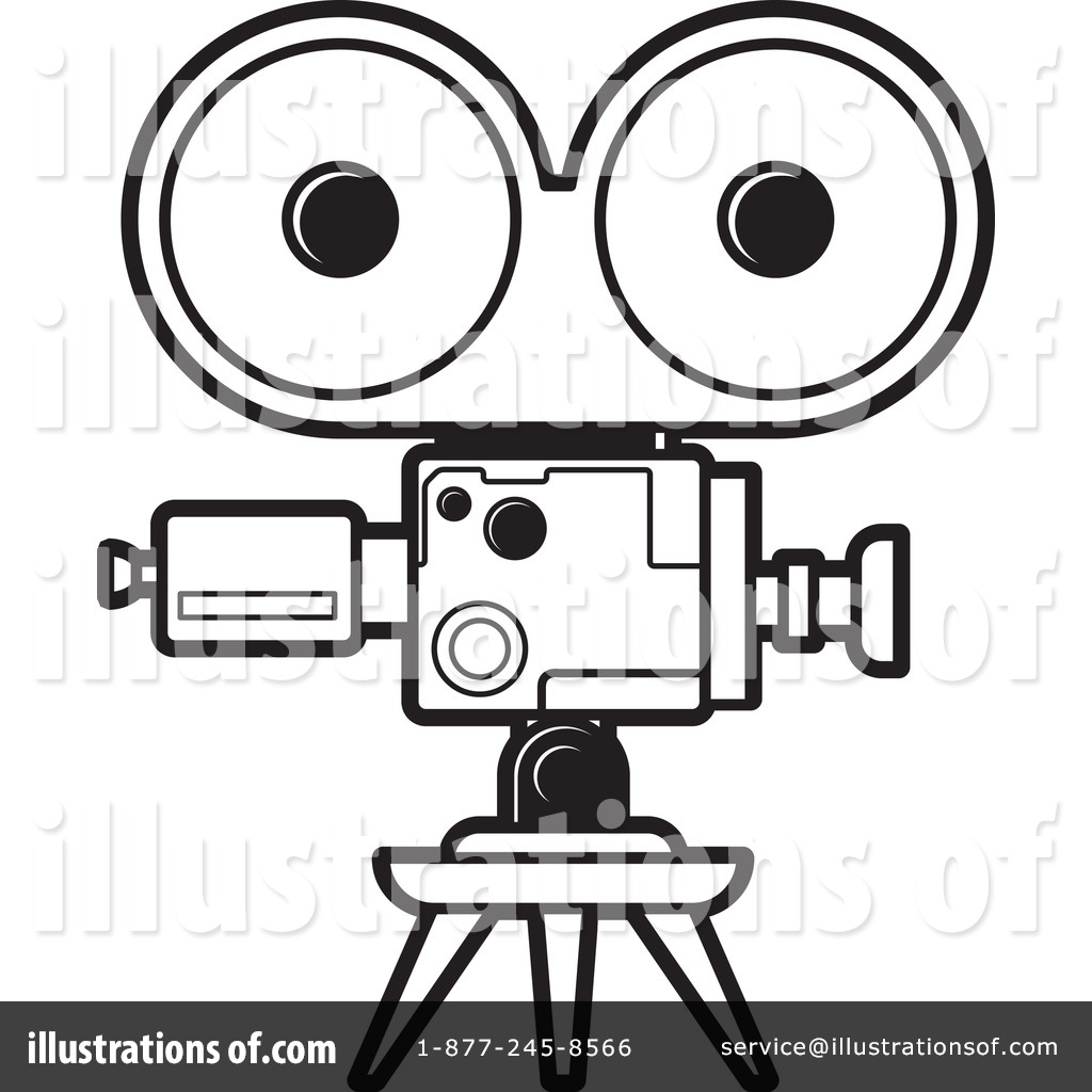 1024x1024 Video Camera Clipart