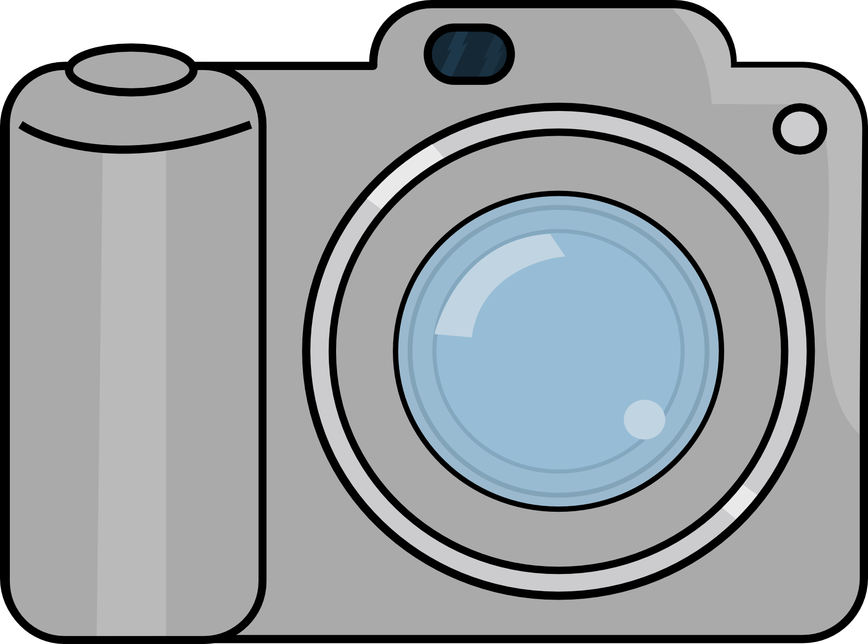 1759x1305 Camera Clipart Clipartiki