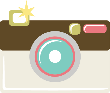 446x379 Camera Clipart Cute Camera