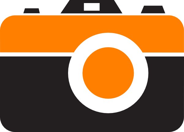 600x430 Digital Camera Clip Art