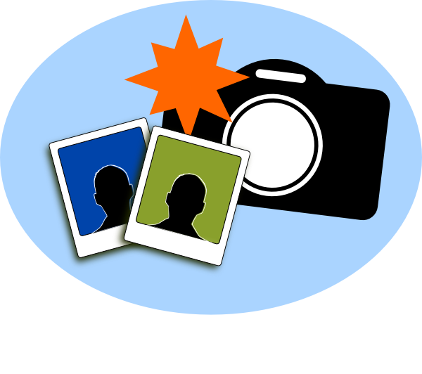 600x532 Camera And Photos Clip Art
