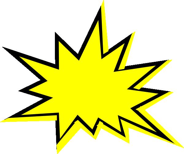 600x503 Yellow Light Camera Flash Clipart
