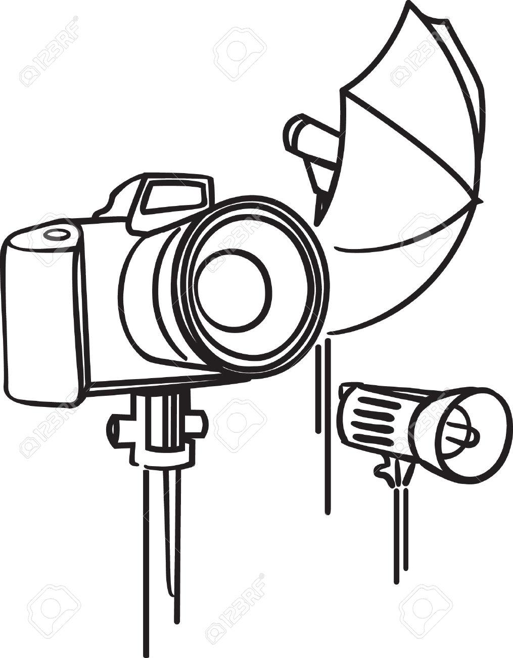 1015x1300 Camera Clipart Flash Drawing
