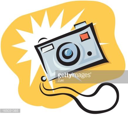 436x394 Flash Clipart Cartoon Camera
