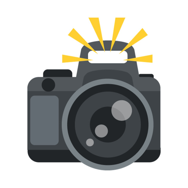 630x630 Photography Clipart Camera Flash