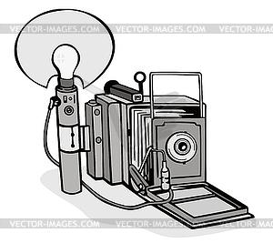 300x267 Camera Flash Bulb