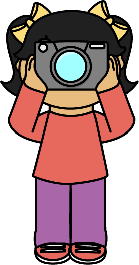 277x528 Camera Clipart Photographer