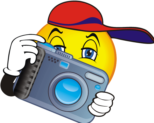 599x479 Kid Photographer Clipart