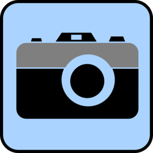 300x300 Photography Icon Clip Art