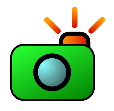 366x356 Photography Free Camera Clipart