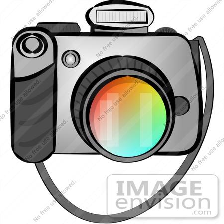 450x450 Camera Clipart