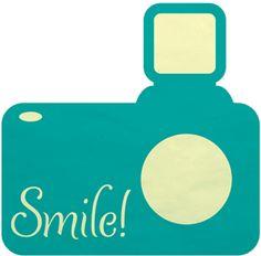 236x232 Camera Clipart Teal