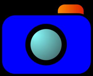 298x243 Cartoon Camera Clipart