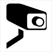 168x168 Surveillance Camera Clip Art Cliparts