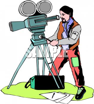 315x350 Movie Camera Clipart Clipart Panda