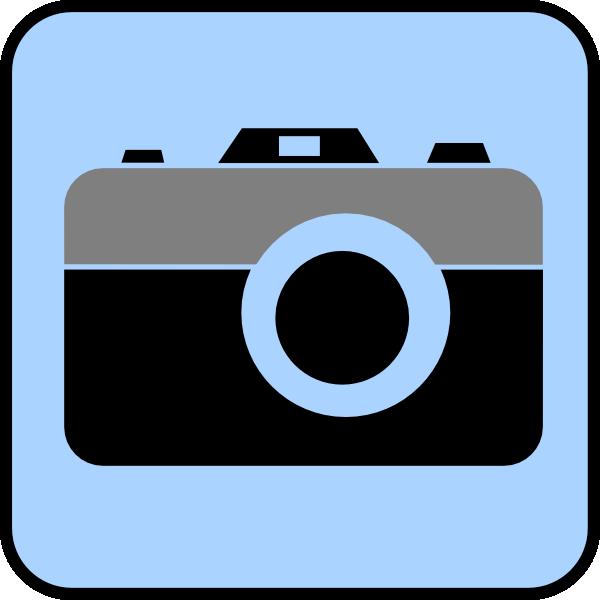 600x600 Photography Icon Clip Art