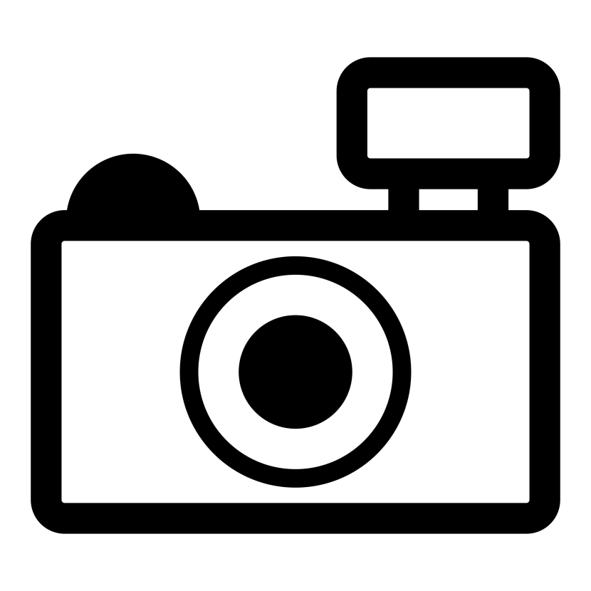 830x830 Camera Clip Art Cliparts