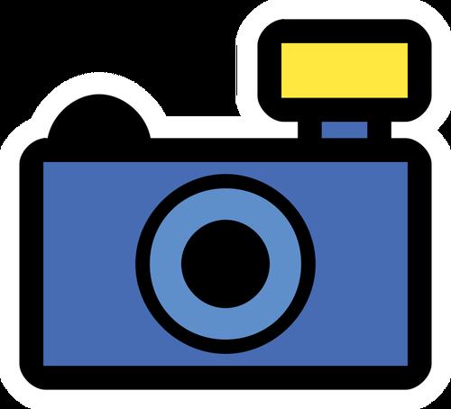500x454 Amateur Photography Camera Icon Vector Clip Art Public Domain