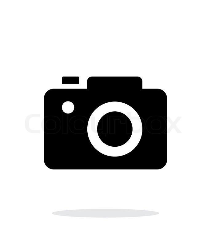 686x800 Dslr Clipart Simple Camera