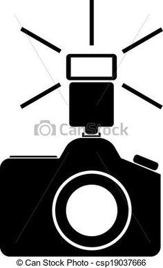 236x387 Flashing Camera Clip Art