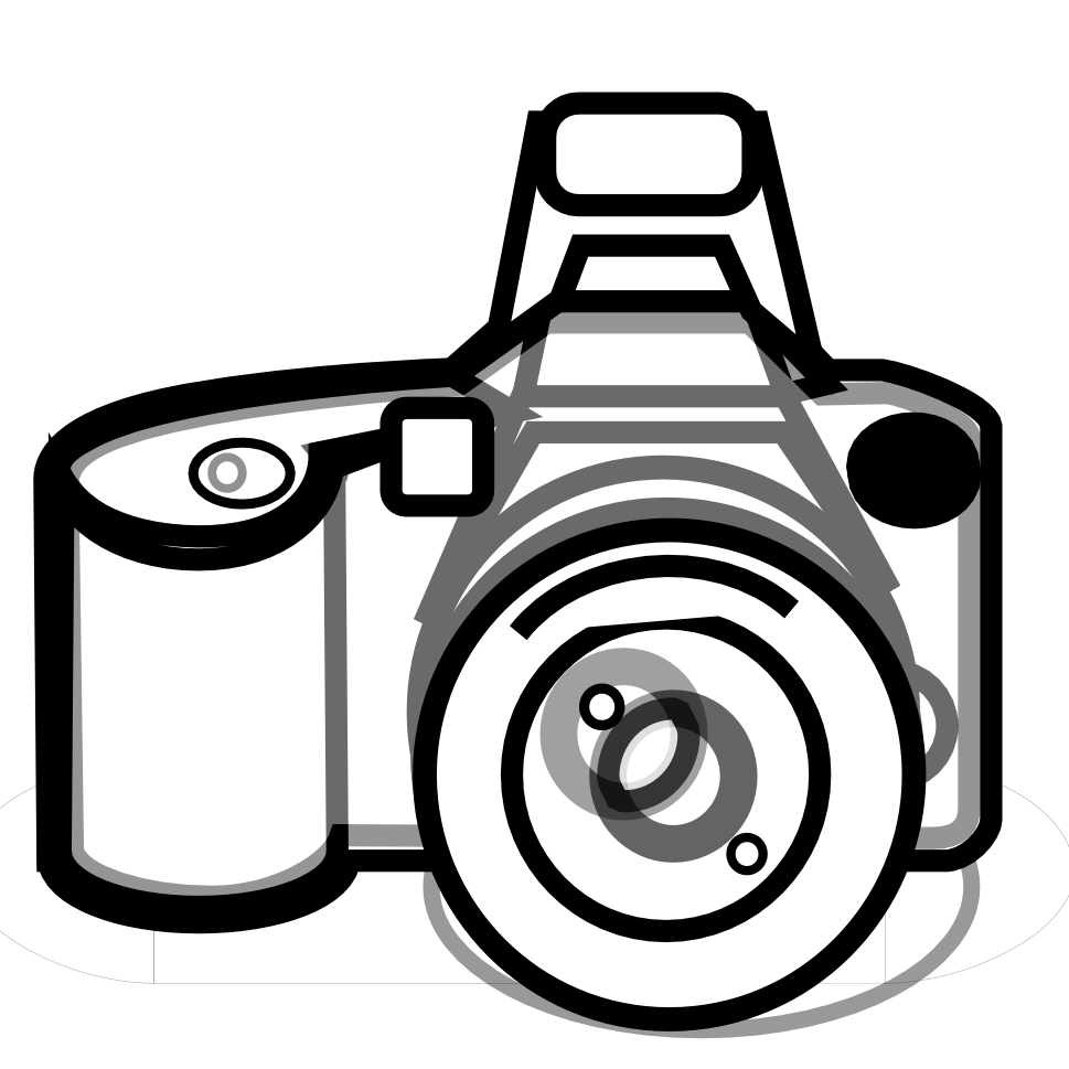 969x969 Free Cartoon Camera Clip Art Free Vector For Free Download About