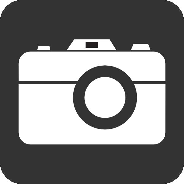 600x600 Camera Clip Art