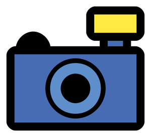 300x272 10392 Free Vector Video Camera Icon Public Domain Vectors