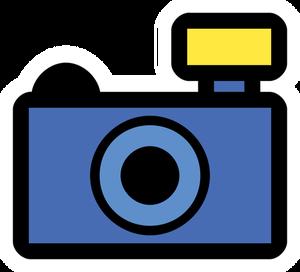 Camera Vector Cliparts