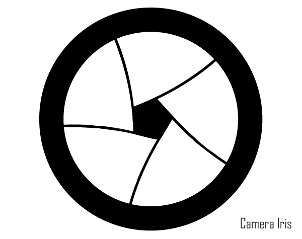 600x475 Camera Clipart Vector Art
