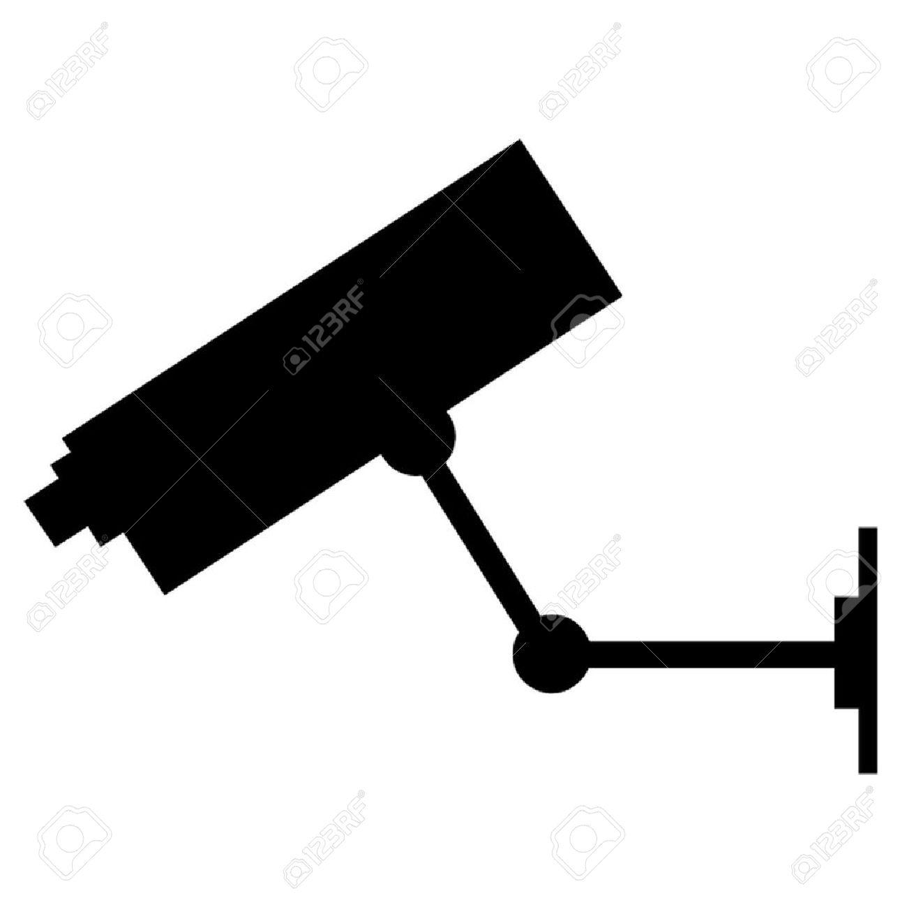 1300x1300 Surveillance Clipart Vector