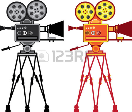 450x384 Vintage Camera Vector Illustration Clip Art Image Royalty Free