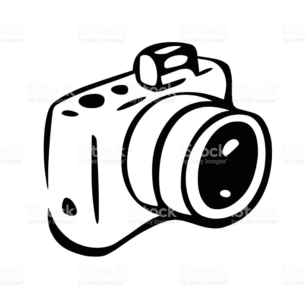 1024x1024 Drawing Clipart Camera