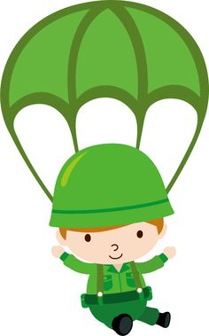 236x379 Green Army Men Clip Art