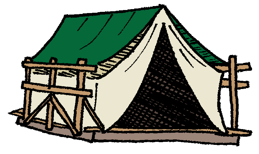 855x507 Tent Clipart Science Camp