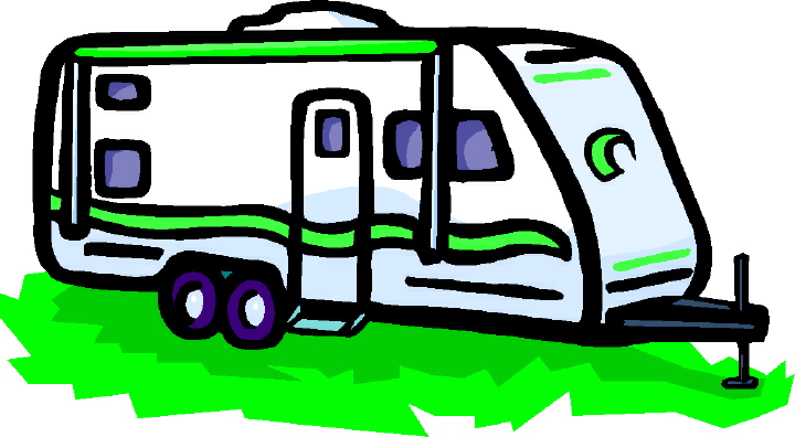 720x396 Camper Clipart Travel Trailer