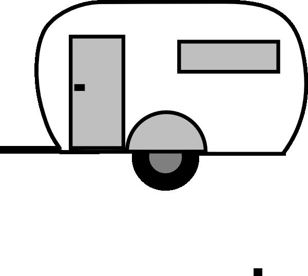 600x537 Airstream Clip Art
