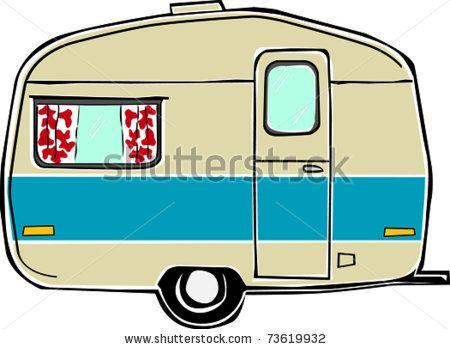 450x349 Camper Clipart Campervan