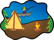 189x140 Rv Camping Clip Art Download 118 Arts Page 1