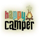 150x150 Happy Camper Clipart Graphic Lets Go Camping Happy Camper Clipart