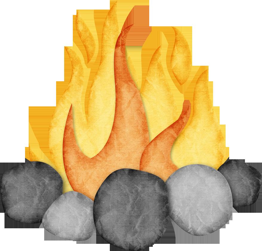 878x840 Campfire Clip Art Clipart 6