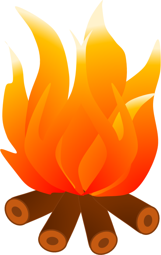 529x837 Campfire Camp Fire Clipart 4 Image