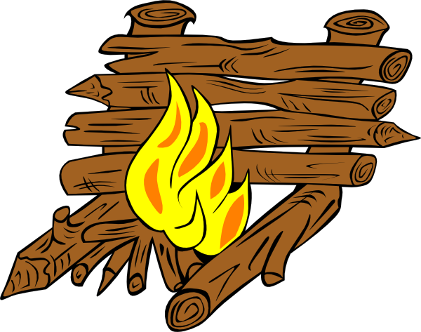 600x473 Campfires And Cooking Cranes 9 Clip Art