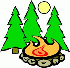 227x222 Cartoon Camping Clipart Girl Scout Clipart Camping