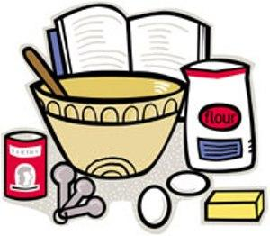 300x262 Cooking Classes Clip Art