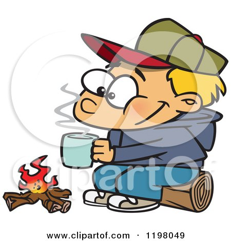 450x470 Camp Fire Clipart Hot Thing