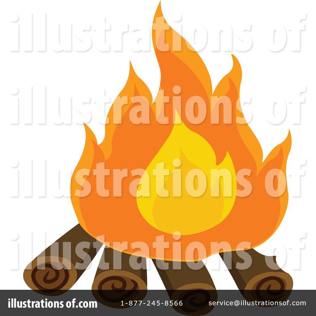 1024x1024 Campfire Clipart