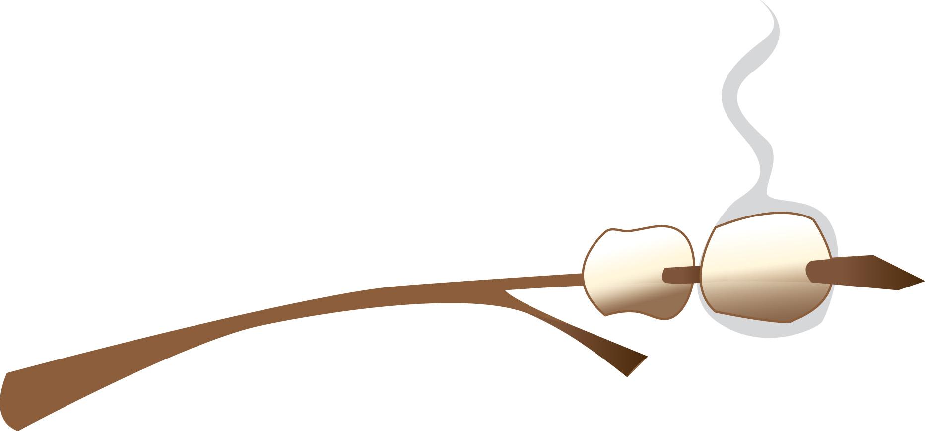 1864x868 Campfire Clipart Stick